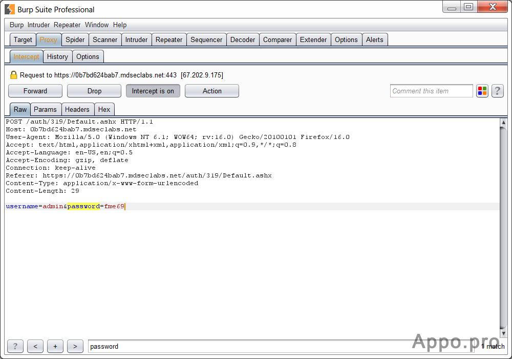 Burp Suite Pro 1 7 30 » Appo pro   Utilities, HackTool